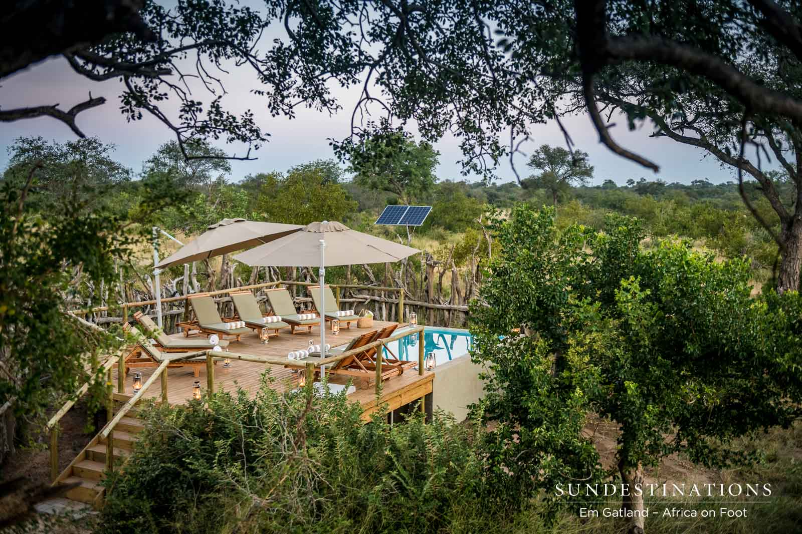 Treehouse at Africa on Foot