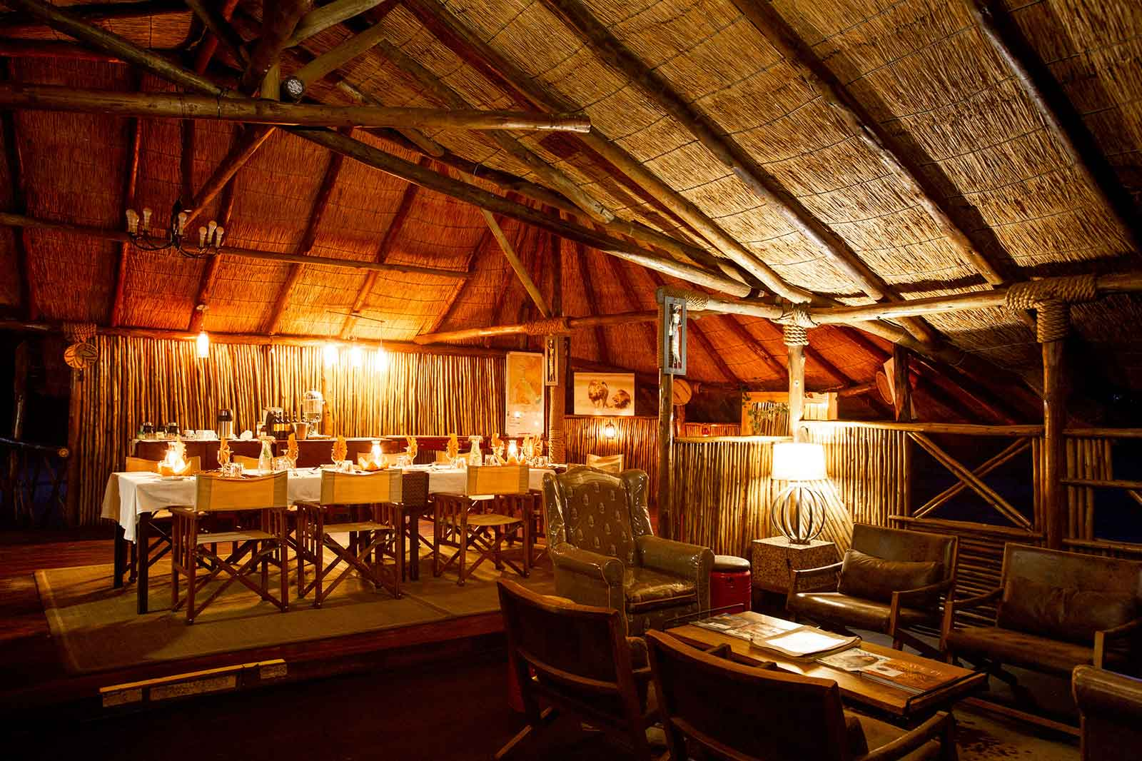 Camp Savuti is a Rare Find in Botswana