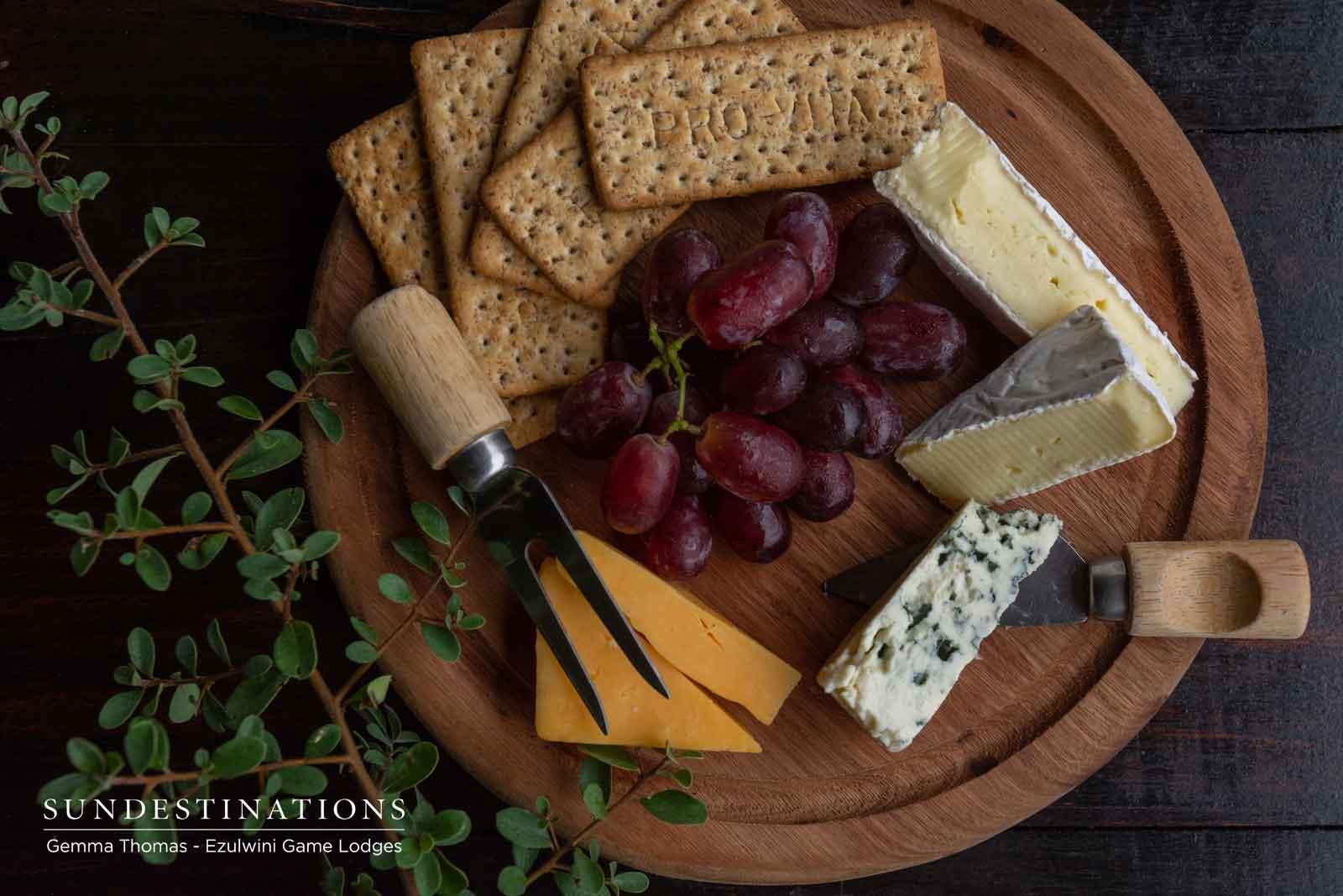 Ezulwini Cheese Platter