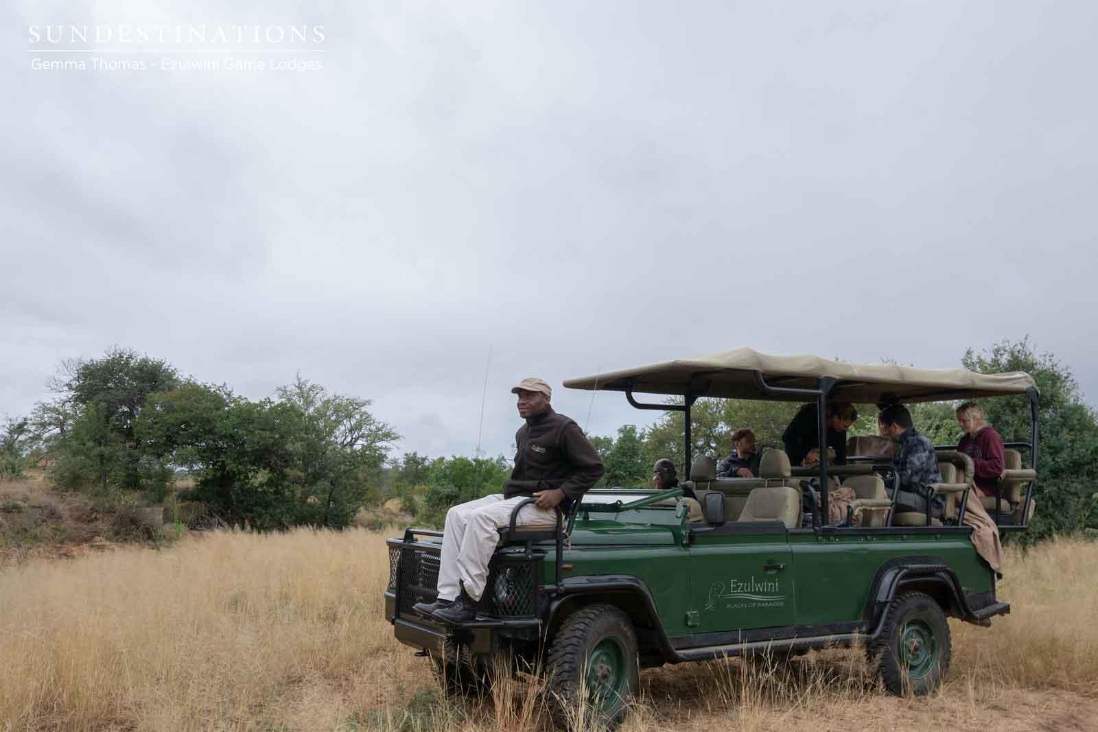 Ezulwini Guides in the Bushveld