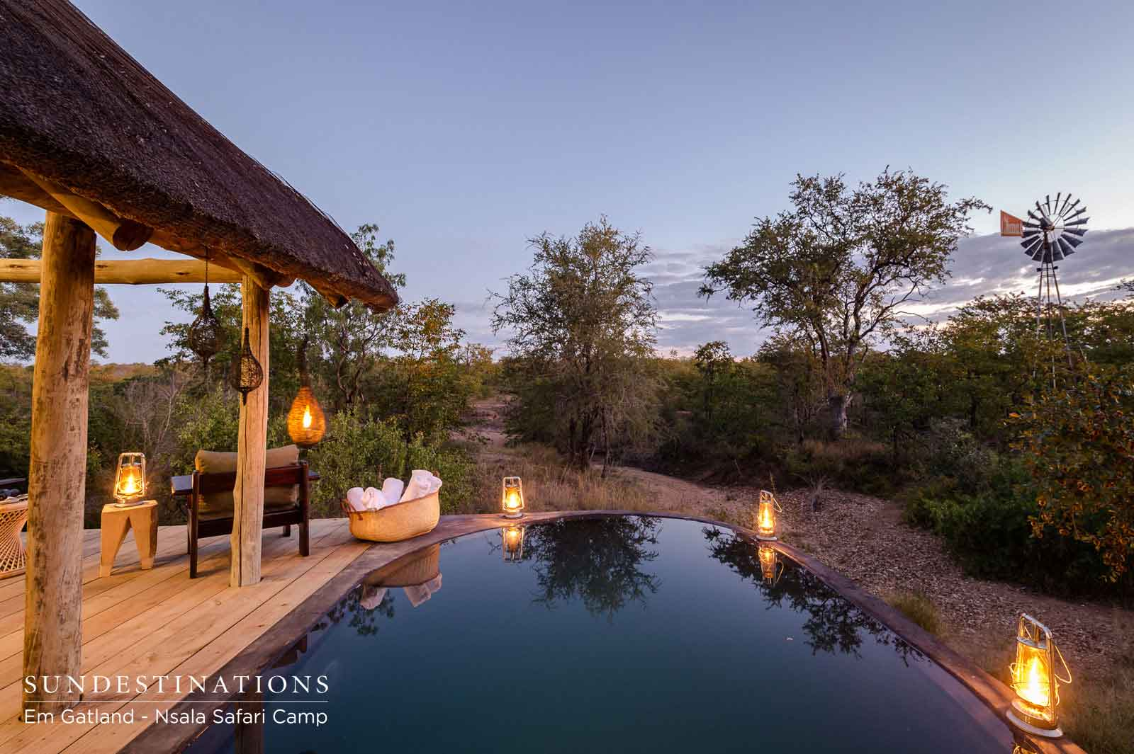 Nsala Safari Camp : Exclusively wild