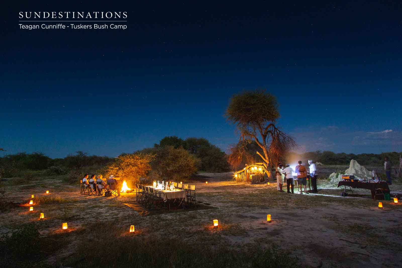 Wilderness at Tuskers Bush Camp
