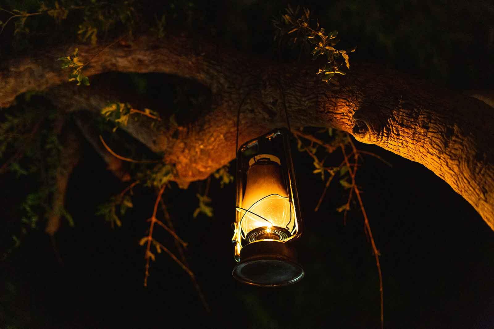 Motswiri Camp Lanterns