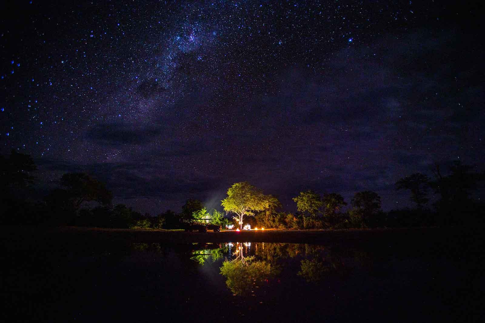 Motswiri Camp Under the Stars