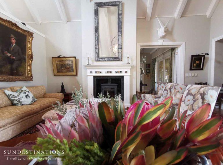 Step Inside Walkers Bush Villa