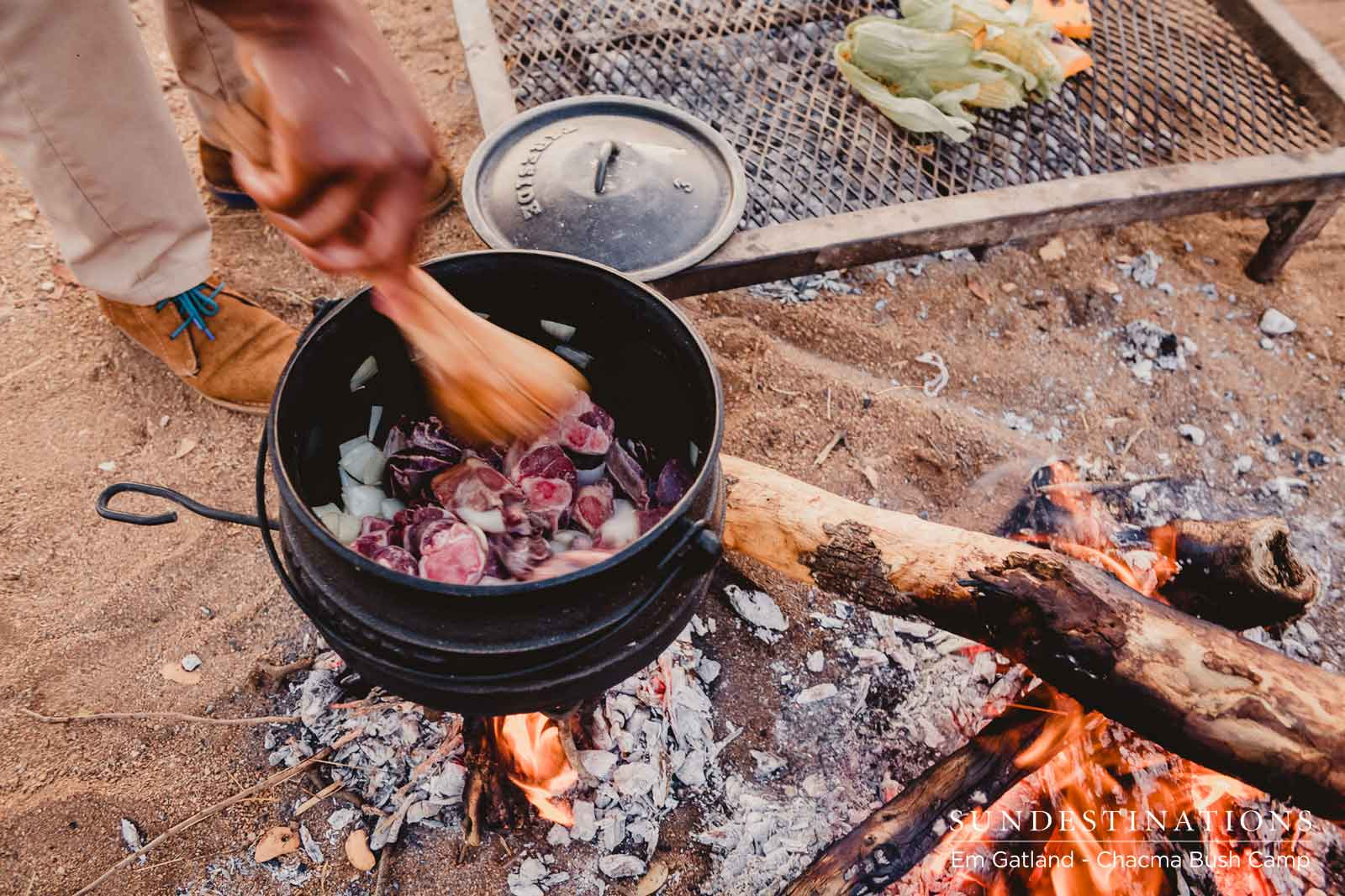 Heritage Day : Recipes for Potjie, Roosterkoek, and Amarula Marshmallows