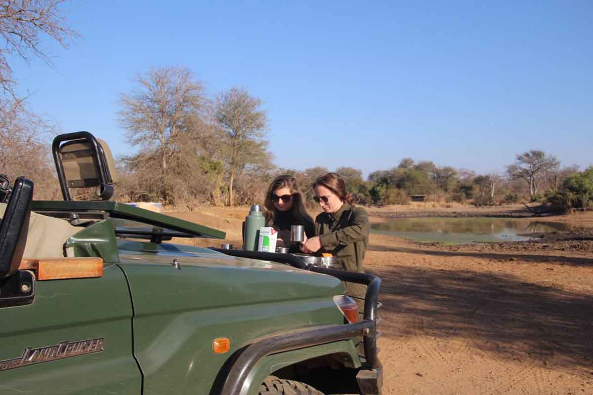 #GuestSafariReview : nThambo Connected Us to Nature