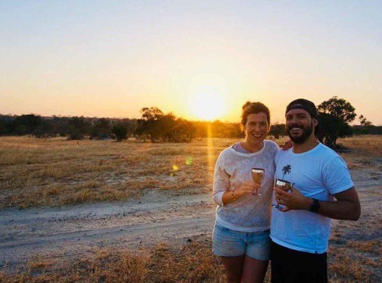 #GuestSafariReview : Honeymoon at nThambo Tree Camp