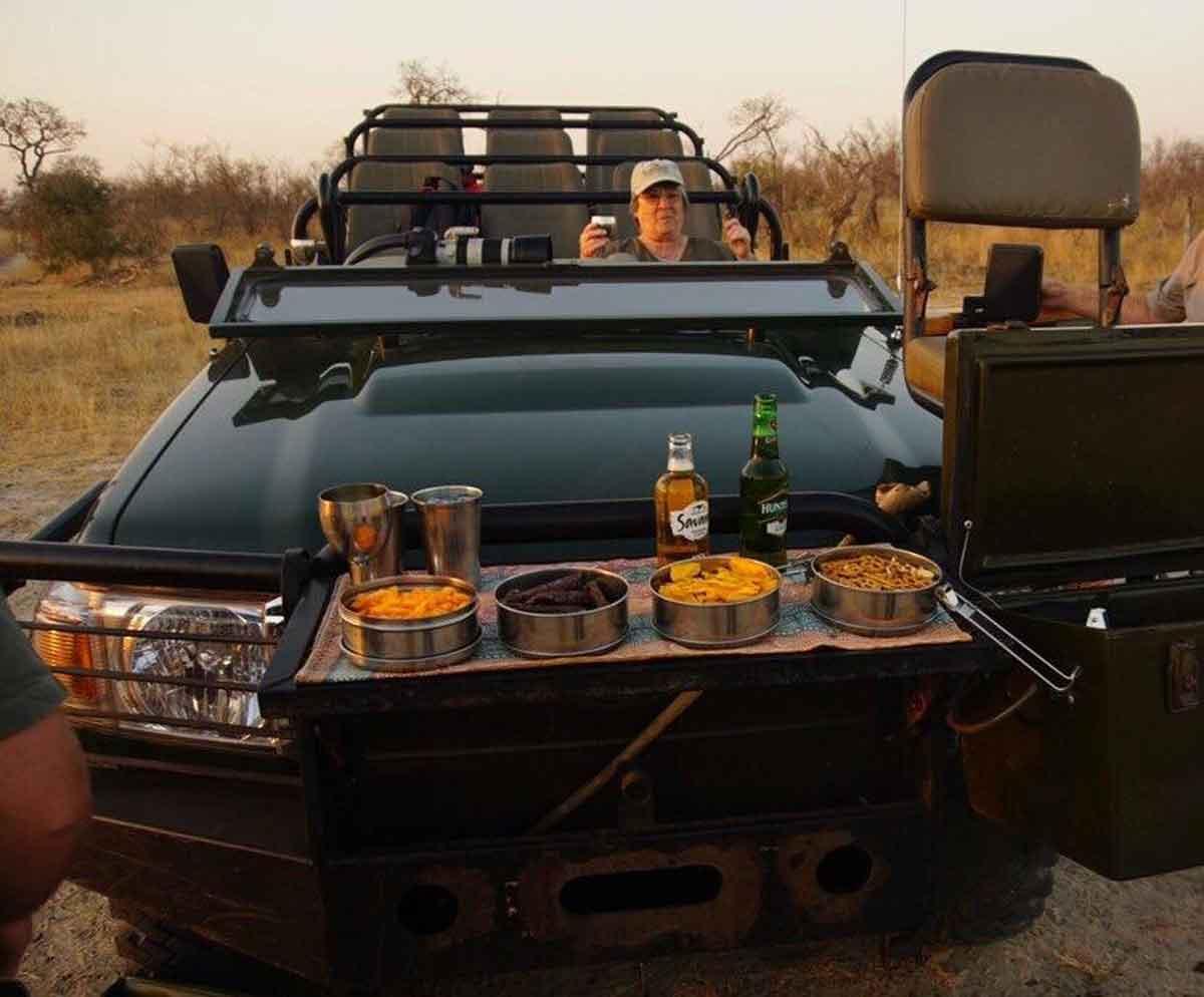 Game Drive Vehicles nThambo