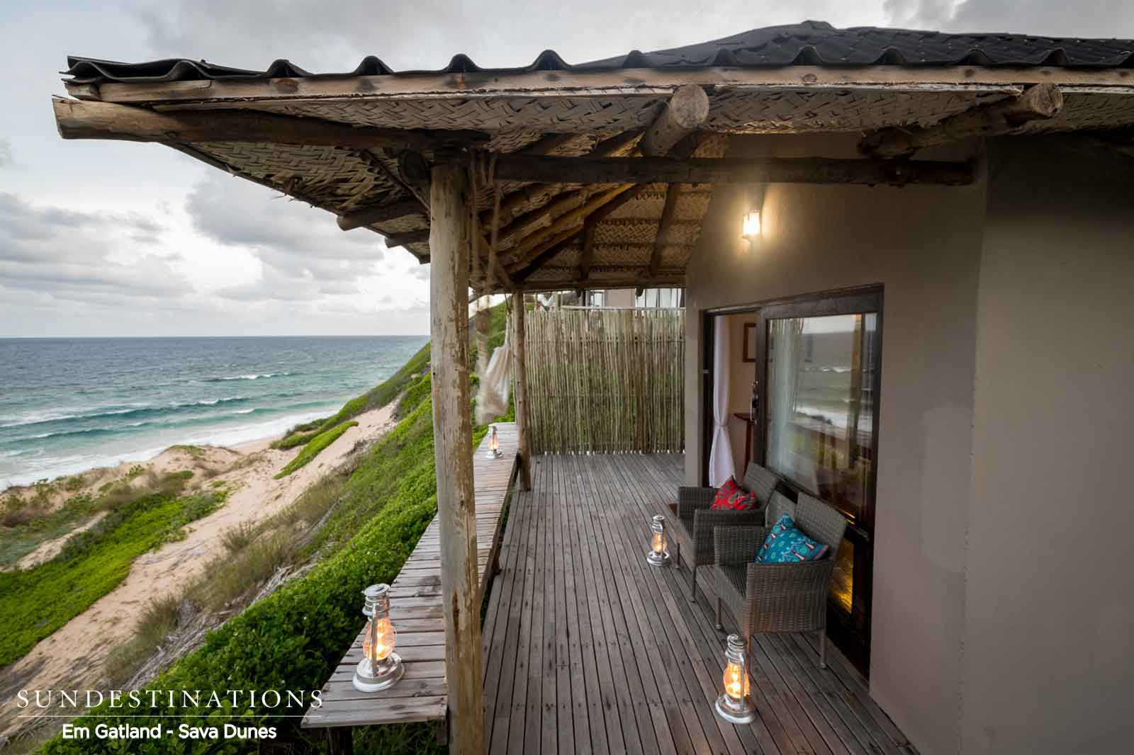 Sava Dunes Accommodation in Mozambique