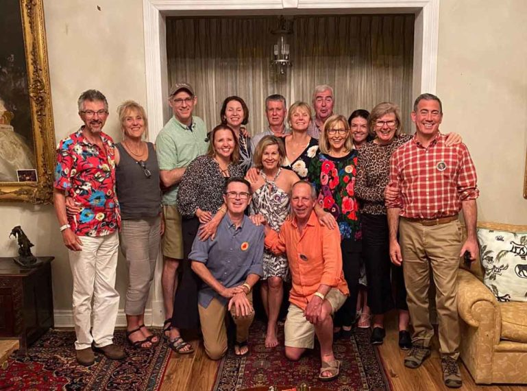 Lorna Hired Out Walkers Bush Villa for her 60th. Here's What Happened.