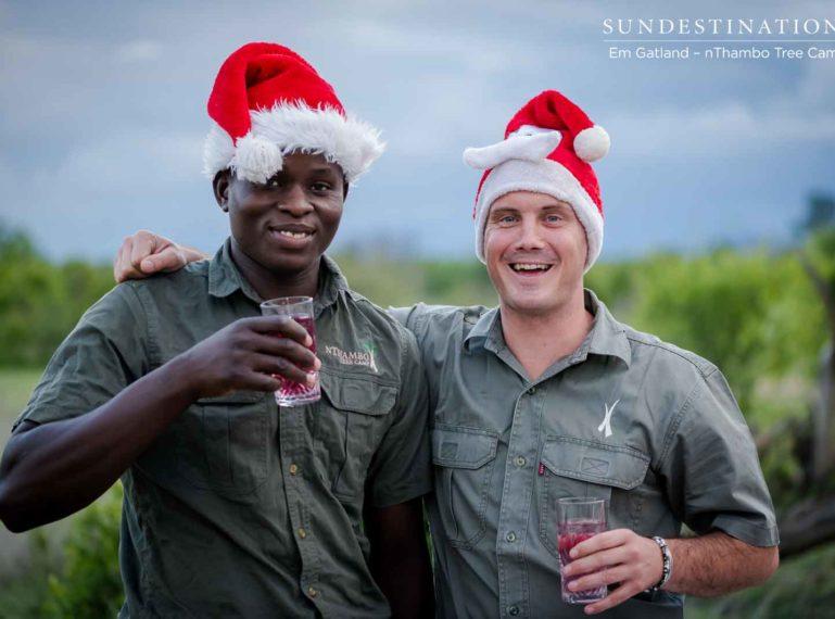 Christmas Cheer and Festive Merriment in the Bushveld !