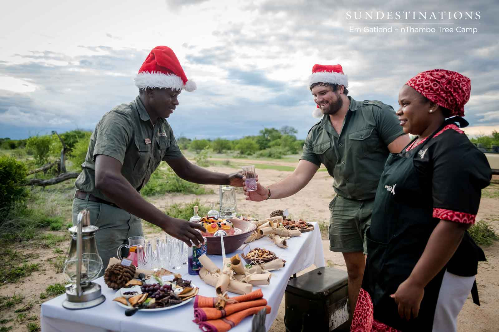 A Festive Xmas in the Bushveld