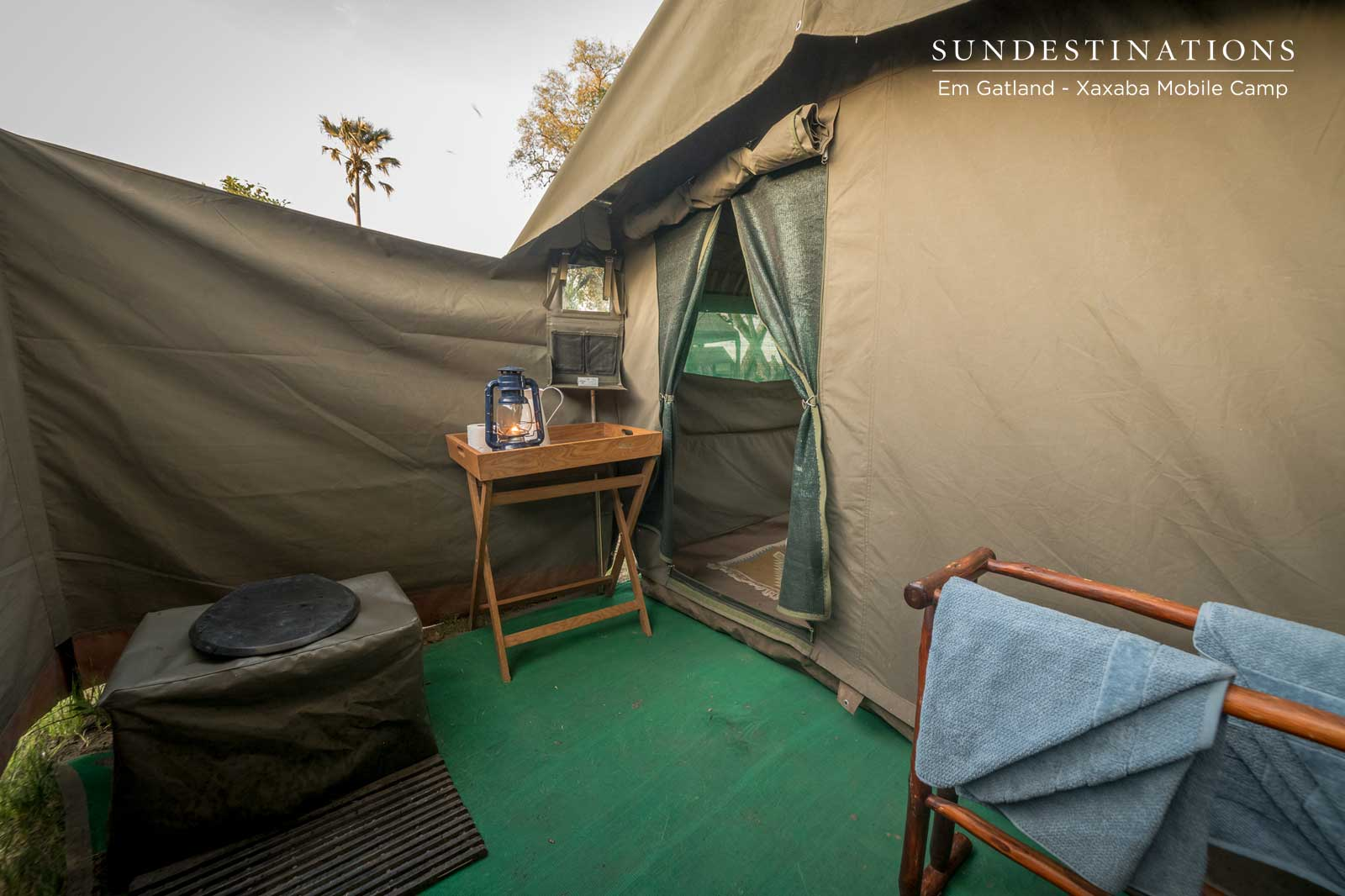 Xaxaba Mobile Camp Tents