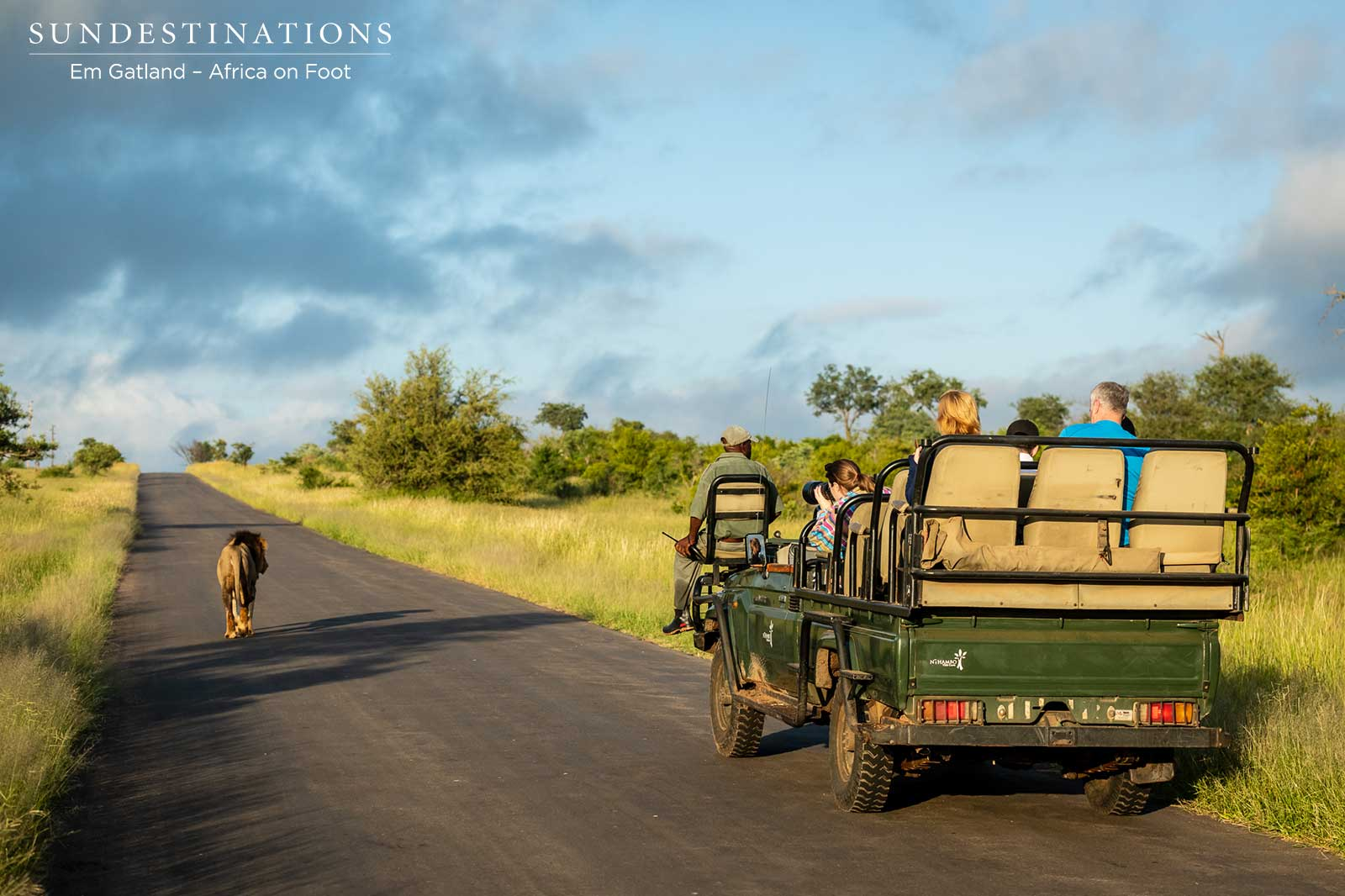 Road Trip at Africa on Foot
