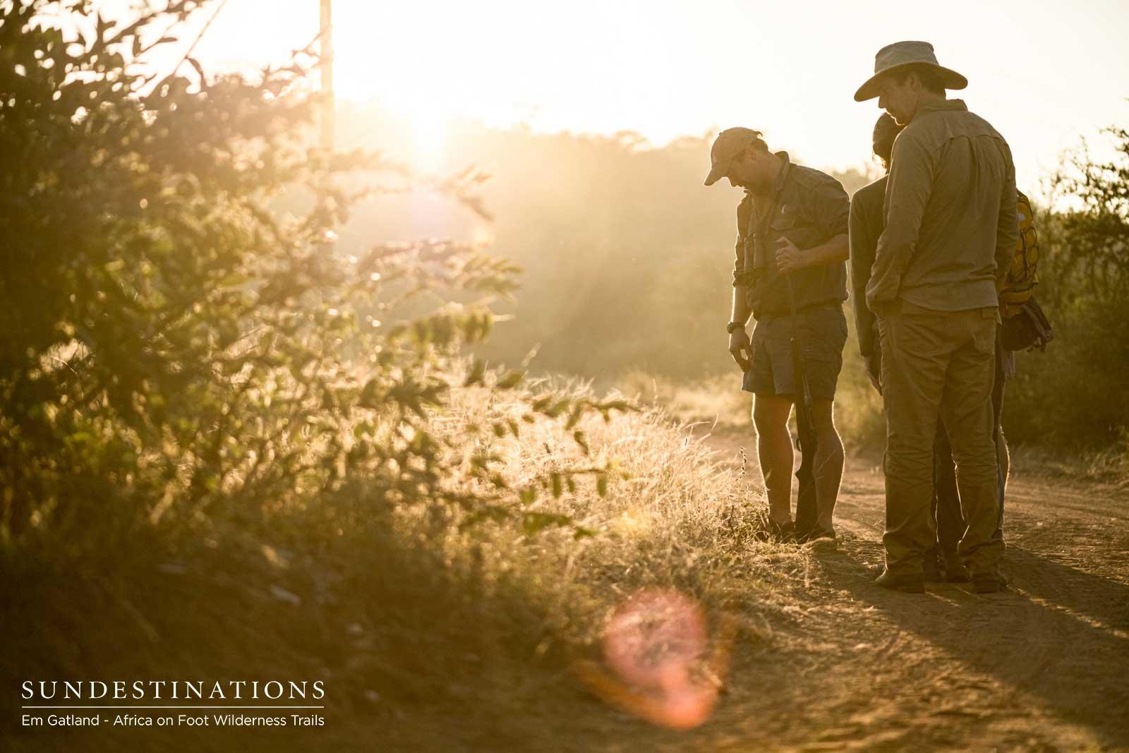 Africa on Foot Wilderness Trails