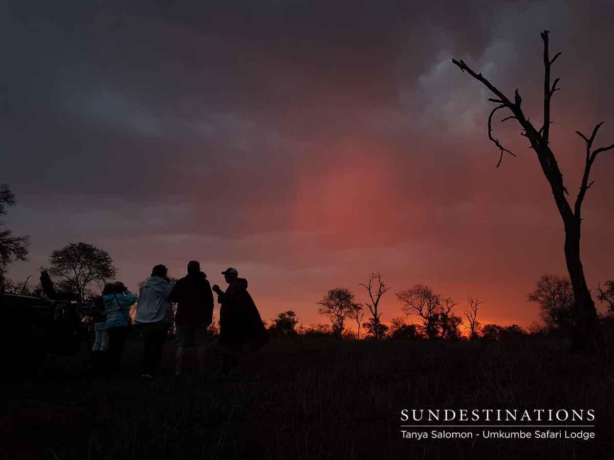 Umkumbe Sunsets