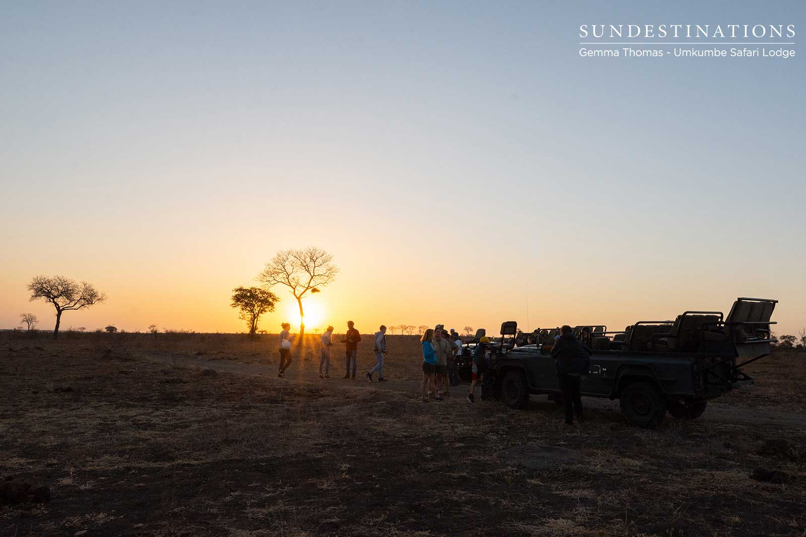 Umkumbe Landscape in Sabi Sand