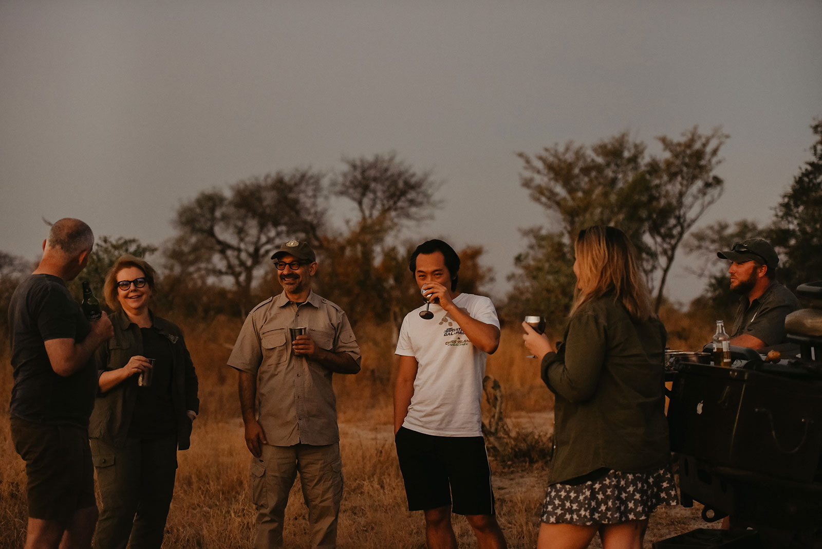 nThambo Safari Drinks