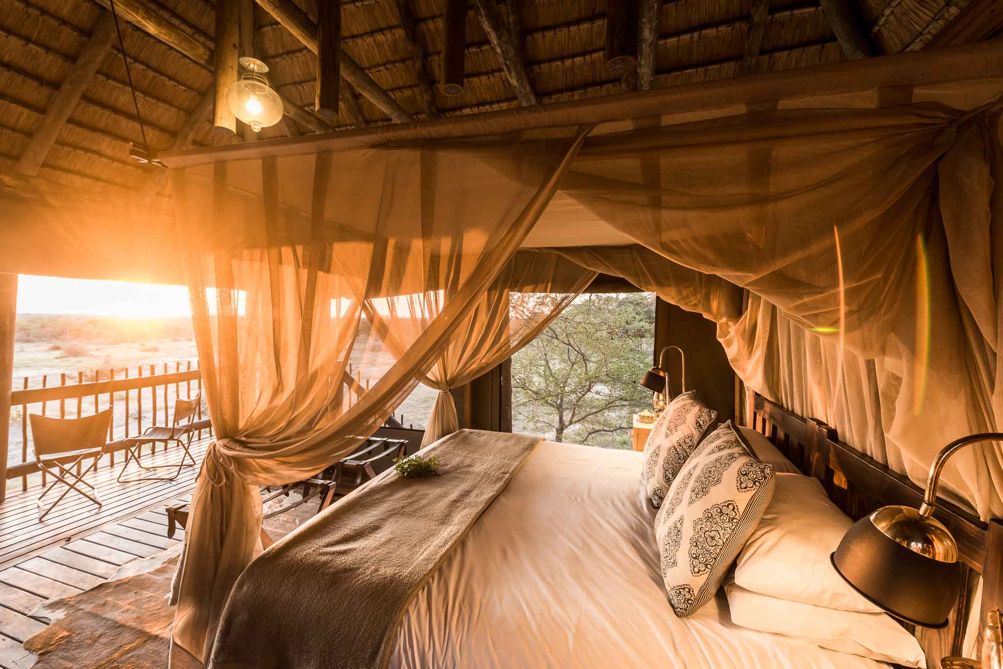 nThambo Tree Camp Inside