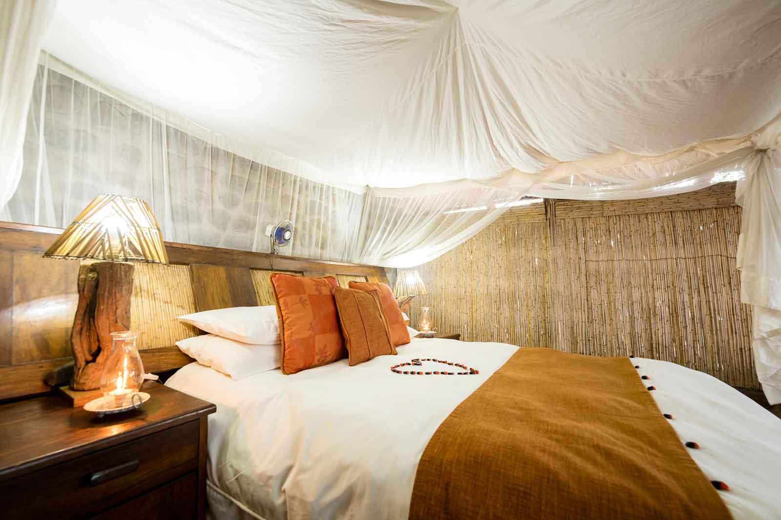Taita Lodge Bedroom