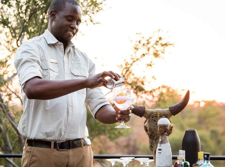 Stylish and Affordable Botswana Safari Lodge Close to Moremi