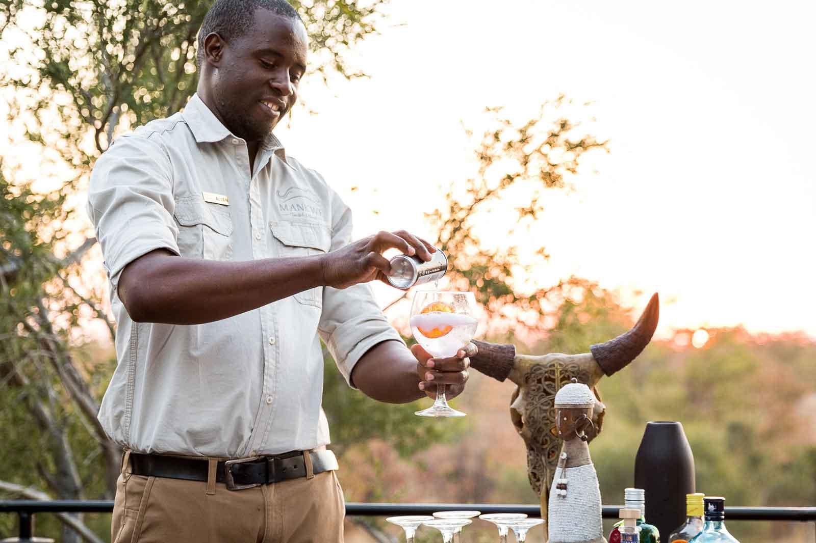 Mankwe Team Drinks